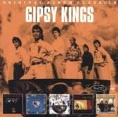 GIPSY KINGS  - 5xCD ORIGINAL ALBUM CLASSICS