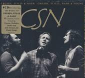 CROSBY STILLS NASH & YOUNG  - 4xCD CSN