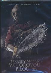 FILM  - DVD TEXASKY MASAKER MOTOROVOU PILOU