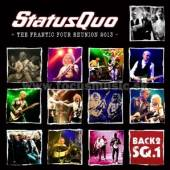 STATUS QUO  - 6xCD BACK2SQ.1 EARBO..