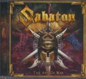 SABATON  - CD ART OF WAR (RE-ARMED)