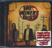 WINERY DOGS  - CD WINERY DOGS