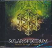 SOLAR SPECTRUM  - CD SOURCE ENERGY CREATIONS