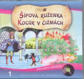 SIPOVA RUZENKA / KOCUR V CIZMACH - supershop.sk