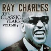 RAY CHARLES  - CD+DVD THE CLASSIC YEARS VOL 4