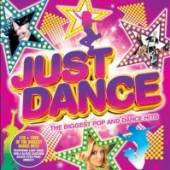 VARIOUS  - CD JUST DANCE -CD+DVD-