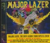 MAJOR LAZER  - CD FREE THE UNIVERSE