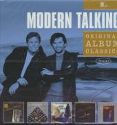 MODERN TALKING  - 7xCD ORIGINAL ALBUM CLASSICS