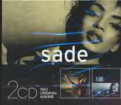 SADE  - 2xCD SOLDIER OF LOVE/DIAMOND LIFE