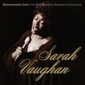 VAUGHAN SARAH  - CD SOPHISTICATED LADIES