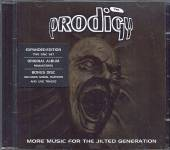 PRODIGY  - 2xCD MORE MUSIC FOR THE JILTED GENE