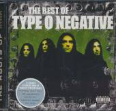TYPE O NEGATIVE  - CD BEST OF...