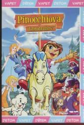 FILM  - DVP Pinocchiova dobr..