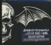 AVENGED SEVENFOLD  - CD HAIL TO THE KING