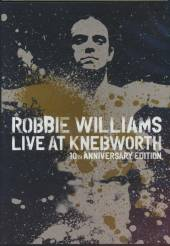 WILLIAMS ROBBIE  - 2xDVD LIVE AT KNEBWORTH