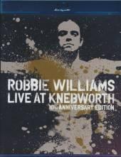 WILLIAMS ROBBIE  - BRD LIVE AT KNEBWORTH [BLURAY]