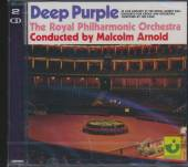 DEEP PURPLE  - 2xCD CONCERTO FOR GR..