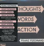 FRANZ FERDINAND  - CD RIGHT THOUGHTS RI..