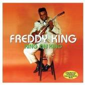 KING FREDDY  - 2xVINYL KING ON KING -HQ- [VINYL]