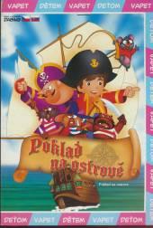 FILM  - DVP Poklad na ostrov..