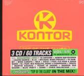 VARIOUS  - CD KONTOR 59-TOP OF THE CLUB