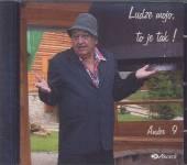 ANDER  - CD 09 LUDZE MOJO, TO JE TAK !