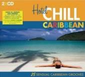 VARIOUS  - CD+DVD HOTEL CHILL CARRIBEAN