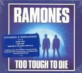 RAMONES  - CD TOO TOUGH TO DIE + 12