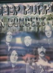 DEEP PURPLE  - 3xVINYL IN CONCERT 1972 [VINYL]
