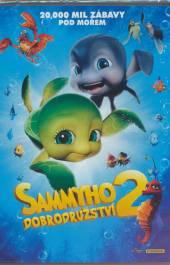 FILM  - DVD SAMMYHO DOBRODRUZSTVI 2