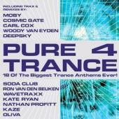 VARIOUS  - CD PURE TRANCE 4
