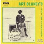 BLAKEY ART -JAZZ MESSENG  - CD LIVE IN THE 50'S