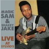 MAGIC SAM  - CD LIVE AT SYLVIO'S