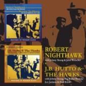 J.B HUTTO & THE HAWKS/ ROBERT ..  - CD+DVD J.B HUTTO & T..