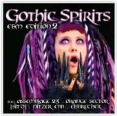 VARIOUS  - CD+DVD GOTHIC SPIRIT..