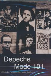 DEPECHE MODE  - 2xDVD 101