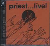 JUDAS PRIEST  - 2xCD PRIEST... LIVE ! (DOUBLE CD REMASTE