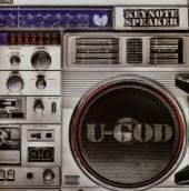 U-GOD  - CD KEYNOTE SPEAKER