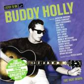 VARIOUS  - CD BUDDY HOLLY - LISTEN TO..