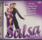 VARIOUS  - CD SALSA VOL. 2