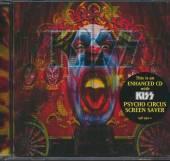 KISS  - CD PSYCHO CIRCUS