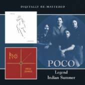 POCO  - CD LEGEND/INDIAN SUMMER