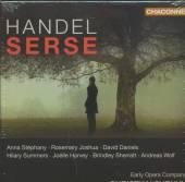 HANDEL GEORG FRIEDRICH  - 3xCD SERSE