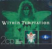 WITHIN TEMPTATION  - 2xCD MOTHER EARTH/SILENT FORCE