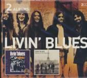 LIVIN' BLUES  - 2xCD BAMBOOZLE/ROCKING AT..