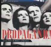 PROPAGANDA  - 2xCDG THE BEST OF