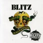 BLITZ  - 2xCD VOICE OF A GENERATION
