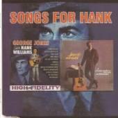 GEORGE JONES / JACK SCOTT  - CD SONGS FROM HANK