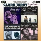 TERRY CLARK  - 2xCD FOUR CLASSIC AL..