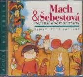 NAROZNY PETR  - CD MACH A SEBESTOVA-..